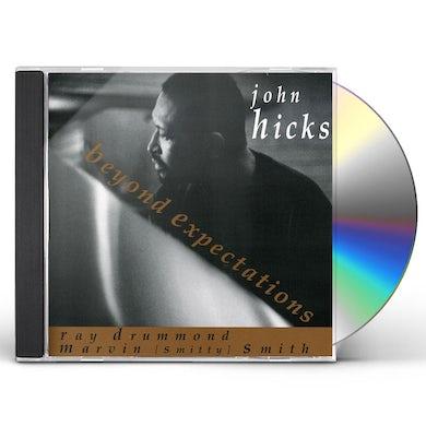 John Hicks BEYOND EXPECTATIONS CD