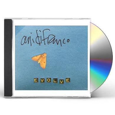 Ani Difranco EVOLVE CD