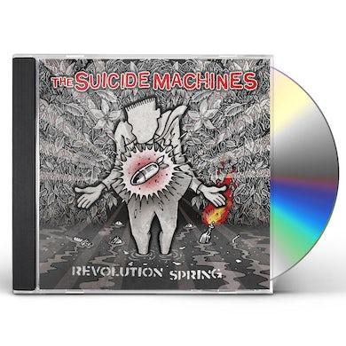 Suicide Machines REVOLUTION SPRING CD