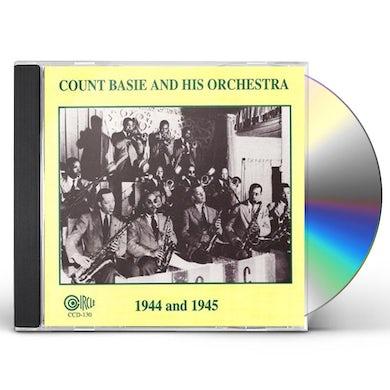 Count Basie 1944 & 1945 CD
