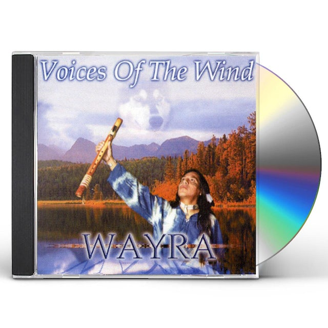 Wayra VOICES OF THE WIND CD