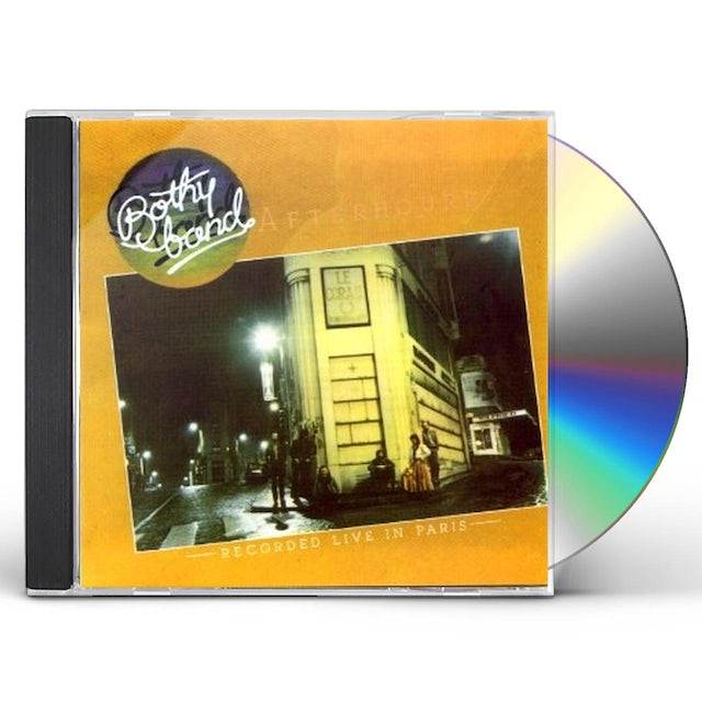 Bothy Band AFTER HOURS CD