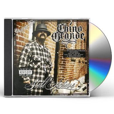 chino grande STILL ACTIVE CD