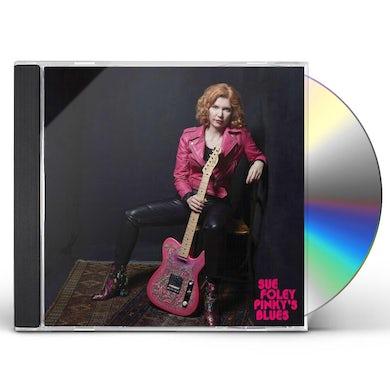 Sue Foley PINKY'S BLUES CD