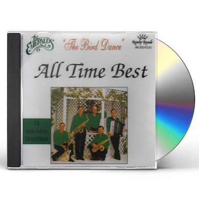 Emeralds ALL TIME BEST CD