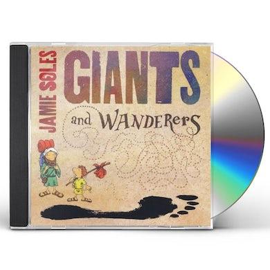 Jamie Soles GIANTS & WANDERERS CD