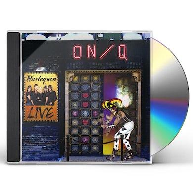 Harlequin LIVE ON Q CD