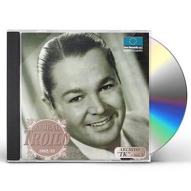 Anibal Troilo MANO BRAVA CD