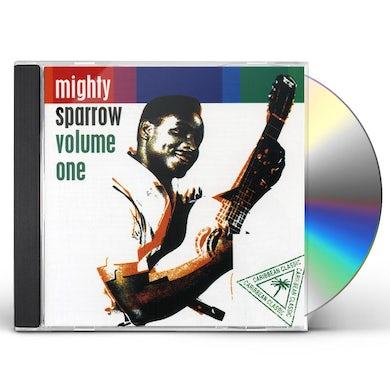 Mighty Sparrow VOLUME 1 CD