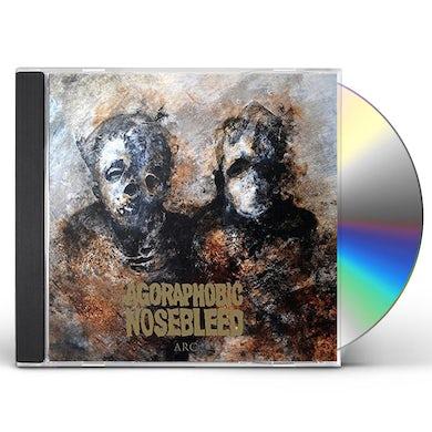 Agoraphobic Nosebleed ARC CD