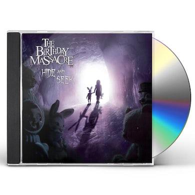 The Birthday Massacre HIDE & SEEK CD