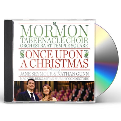 Mormon Tabernacle Choir ONCE UPON A CHRISTMAS CD