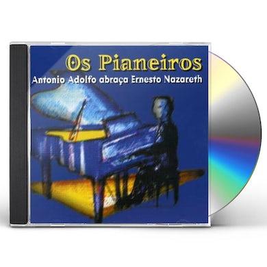 OS PIANEIROS CD