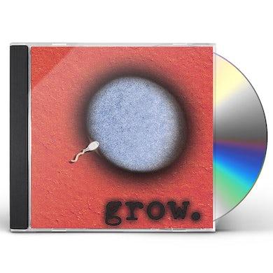 Fallen from the Nest GROW. CD