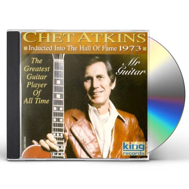 Chet Atkins HALL OF FAME 1973 CD