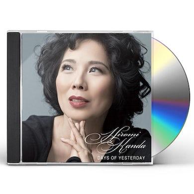 Hiromi Kanda DAYS OF YESTERDAY CD