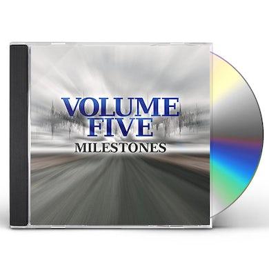 Volume Five MILESTONES CD
