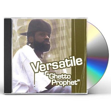 GHETTO PROPHET CD