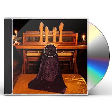 Disemballerina POISON GOWN CD