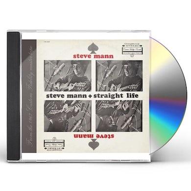 Steve Mann STRAIGHT LIFE CD