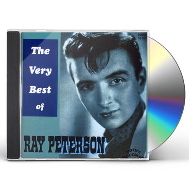 Ray Peterson VERY BEST OF 32 CUTS CD
