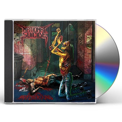 NATIONAL SUICIDE ANOTHEROUND CD