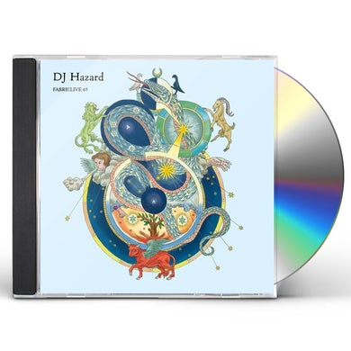 DJ Hazard FABRICLIVE 65 CD