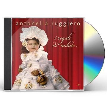 Antonella Ruggiero I Regali Di Natale.Antonella Ruggiero I Regali Di Natale Cd