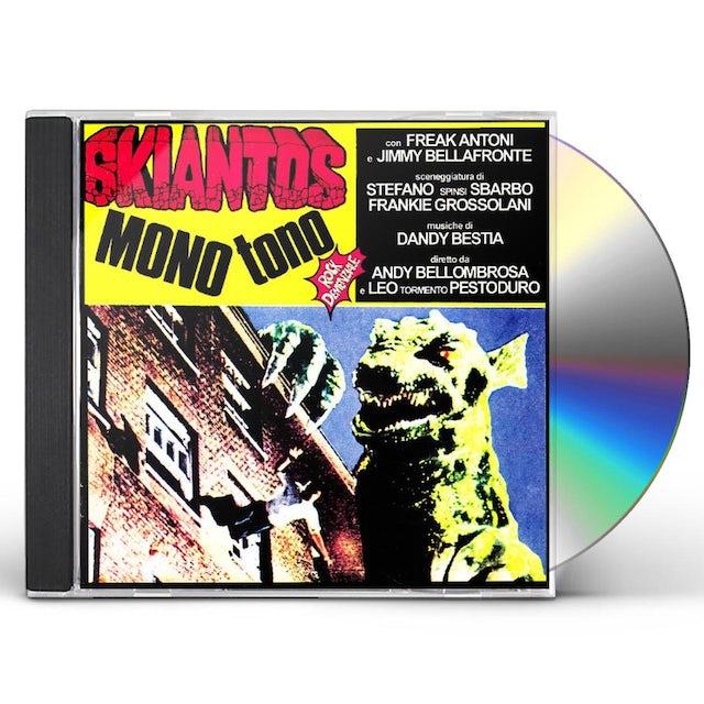 Skiantos MONO TONO CD