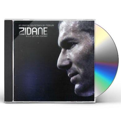 Mogwai ZIDANE: A 21ST CENTURY PORTRAIT CD