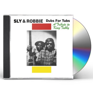 Sly & Robbie DUBS FOR TUBS: TRIBUTE TO KING TUBBY CD