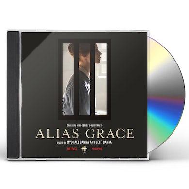 Mychael Danna ALIAS GRACE / Original Soundtrack CD
