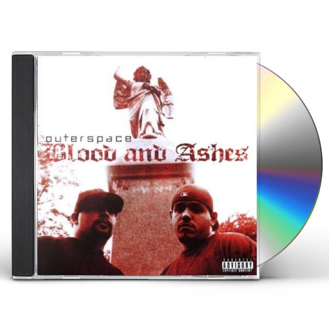 Outerspace BLOOD & ASHES CD