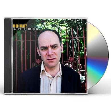 Todd Barry FALLING OFF THE BONE CD