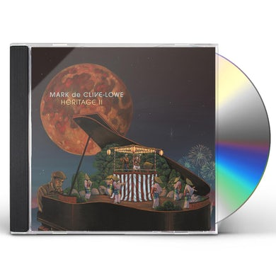 Mark De Clive-Lowe HERITAGE II CD