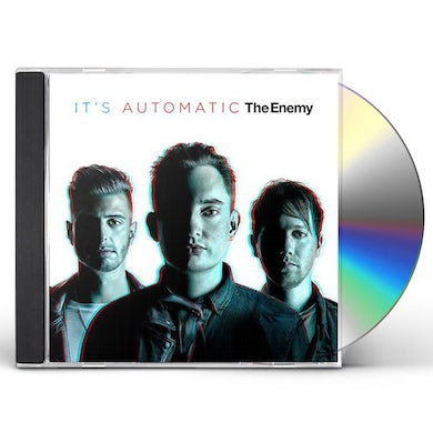 Enemy IT'S AUTOMATIC CD