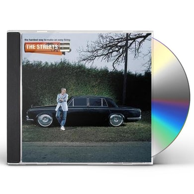 Streets HARDEST WAY TO MAKE A LIVING CD