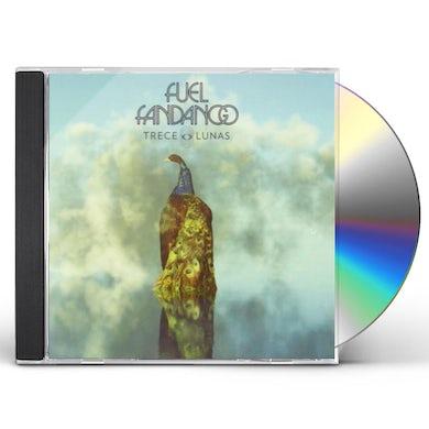 TRECE LUNAS CD