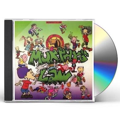 MURPHY'S LAW CD