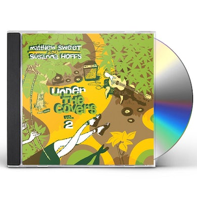 Matthew Sweet UNDER THE COVERS 2 CD