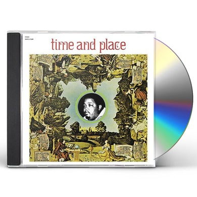 Lee Moses TIME & PLACE CD