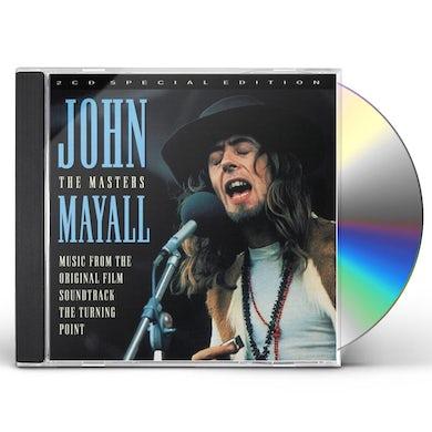 John Mayall MASTERS CD