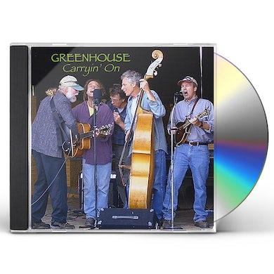 Greenhouse CARRYIN' ON CD