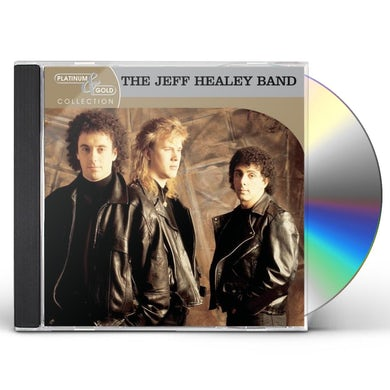 Jeff Healey PLATINUM & GOLD COLLECTION CD