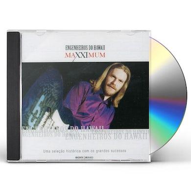 Engenheiros do Hawaii MAXXIMUM (LTD ED) CD