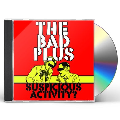 Bad Plus SUSPICIOUS ACTIVITY CD