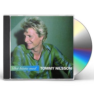 Tommy Nilsson DET BASTA CD