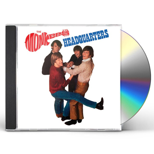 The Monkees HEADQUARTERS - THE DELUXE EDITION CD