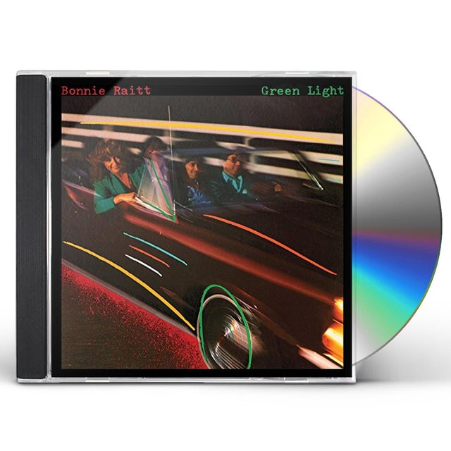 Bonnie Raitt GREEN LIGHT CD