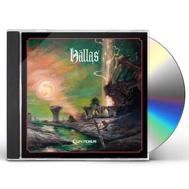HALLAS CONUNDRUM CD